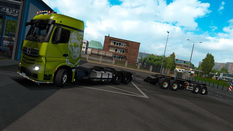 ETS2 - Rigid Trailer By Teklic V1 1 (1 35 x)   Truck