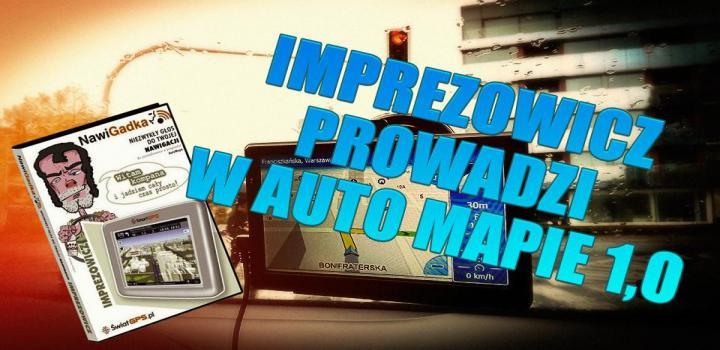 Photo of ETS2 – Polish Voice Imprezowicz Prowadzi W Auto Mapie V1.0 (1.35.x)