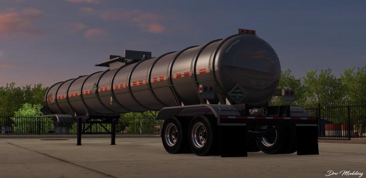 Photo of ATS – Fruehauf 5000 Gallon Tank (1.35.x)