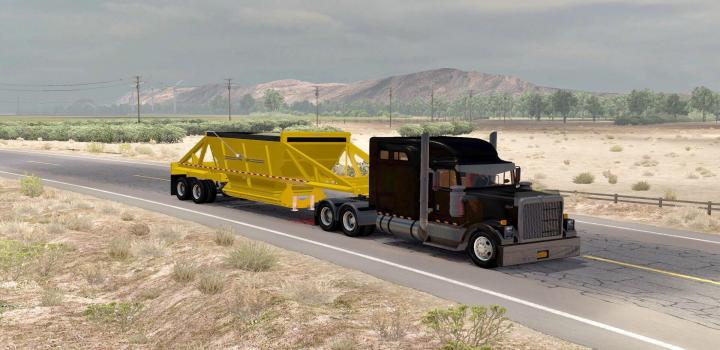 Photo of ATS – Trailking Belly Dump V2.0 (1.35.x)