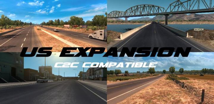 Photo of ATS – Us Expansion V2.6.1 (Normal + C2C Compatible) (1.35.x)