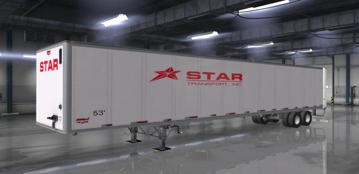 Photo of ATS – Star Transport Inc. for B4Rts Wabash Duraplate V1.0 (1.35.x)