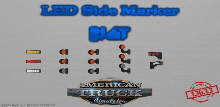 Photo of ATS – Bigt Led Side Marker V22.11.19 (1.36.x)