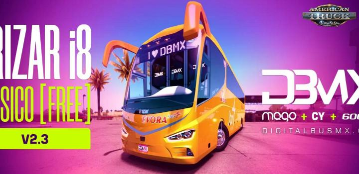 Photo of ATS – Bus Irizar I8 + Interior V2.3 (1.36.x)