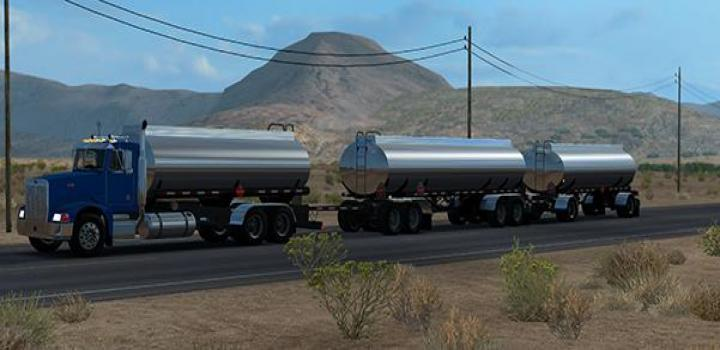 Photo of ATS – Project 3Xx Heavy Truck And Trailer Add-On (1.36.x)