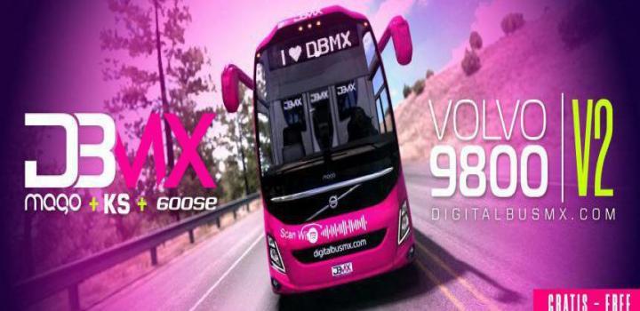 Photo of ATS – Volvo 9800 Basico Bus V2.1 (1.36.x)