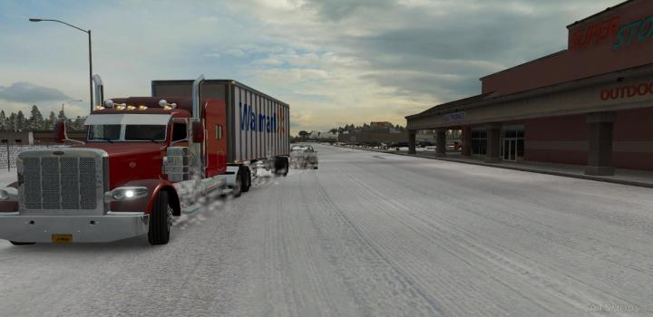 Photo of ATS – Dalton And Elliot Hwy Extreme 1:1 Scale Full Edition (1.36.x)
