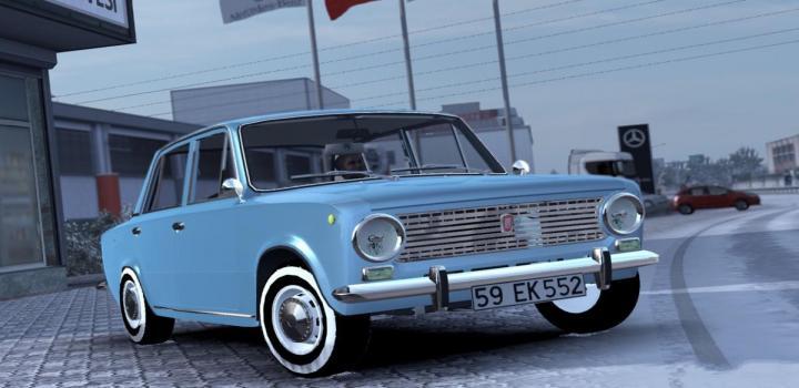 Photo of ATS – Fiat 124 V1.0 (1.36.x)