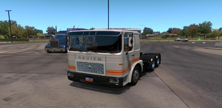 Photo of ATS – Renault 1975 Saviem Truck (1.36.x)