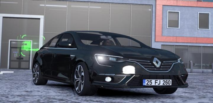 Photo of ATS – Renault Megane Iv V1.0 (1.36.x)