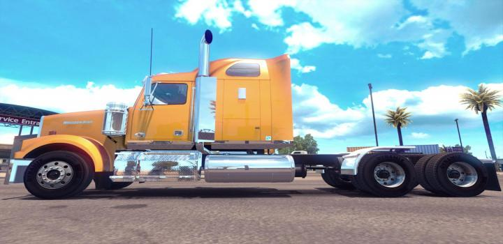 Photo of ATS – Western Star 4900Fa V1.2 (1.36.x)