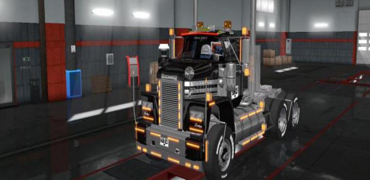 Photo of ATS – Dodge Cnt-900 Truck (1.37.x)