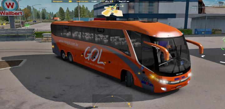 Photo of ATS – Marcopolo G7 1200 Facelift V2.5 (1.37.x)