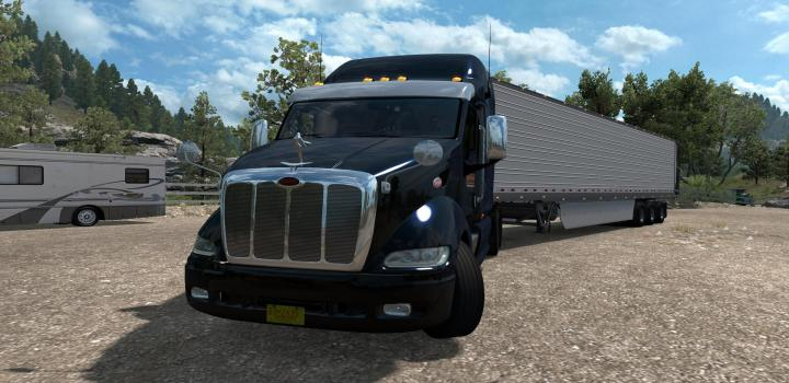 Photo of ATS – Peterbilt 387 V1.3 (1.36.x)