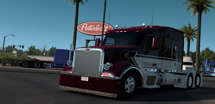 Photo of ATS – Peterbilt 567 Truck (1.37.x)