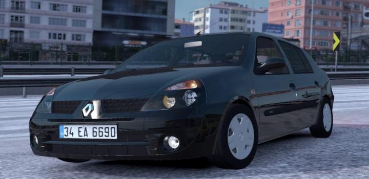 Photo of ATS – Renault Clio II V1.0 (1.36.x)