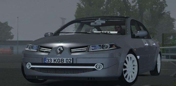 Photo of ETS2 – Renault Megane II V1R20 (1.36.x)
