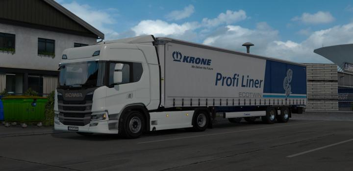 Photo of ETS2 – Reworked Krone Profiliner V1.2 (1.36.x)