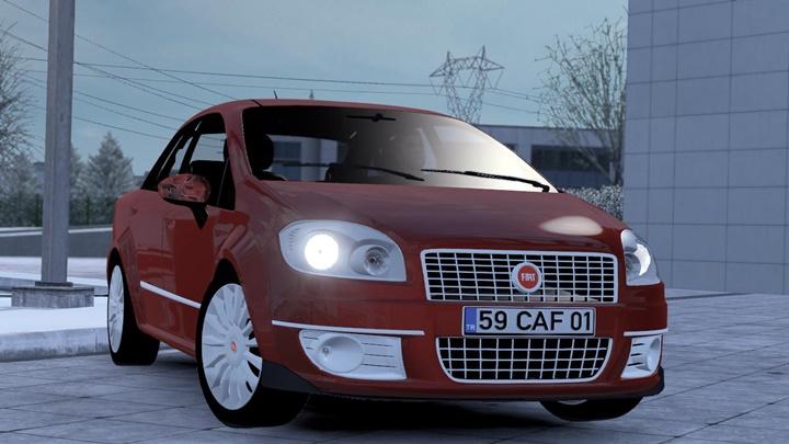 Photo of ATS – Fiat Linea V1.0 (1.36.x)