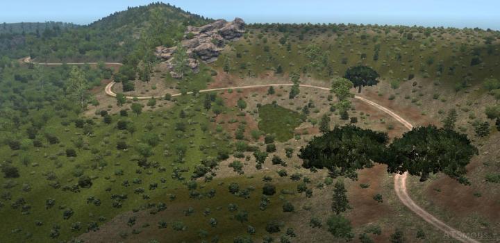 Photo of ATS – West Of Honduras Map (Occidente De Honduras) V3.0 (1.37.x)