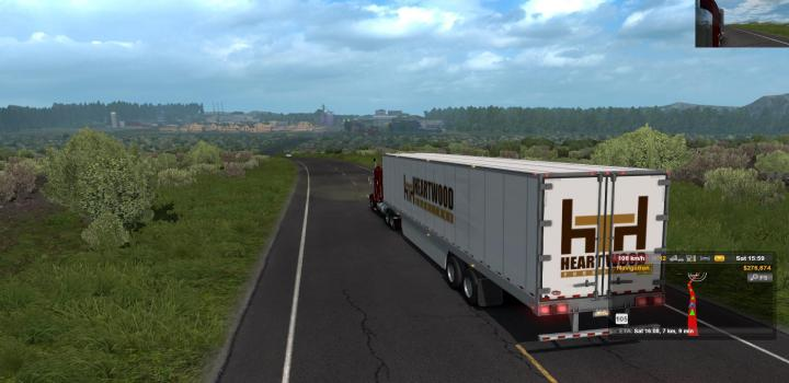Photo of ATS – Great America Map V1.4 (1.37.x)