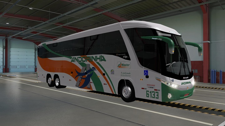 Photo of ETS2 – Marcopolo G7 1200 Mb 6X2 Serie-1 (1.37.x)