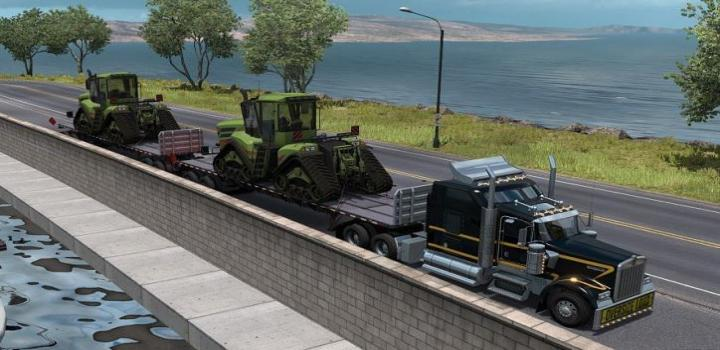 Photo of ATS – 93-Rp Mod Double Trailer Cat-1 Mp V1.0 (1.37.x)