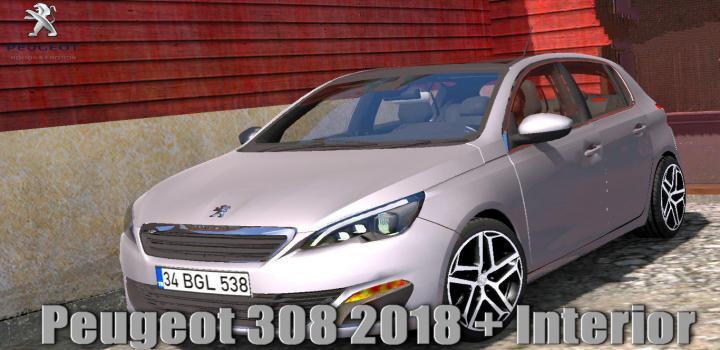 Photo of ATS – Peugeot 308 V1.3 (1.37.x)