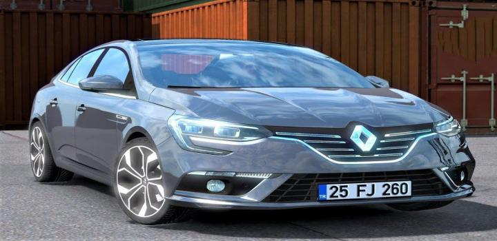 Photo of ATS – Renault Megane Iv V1.1 (1.37.x)