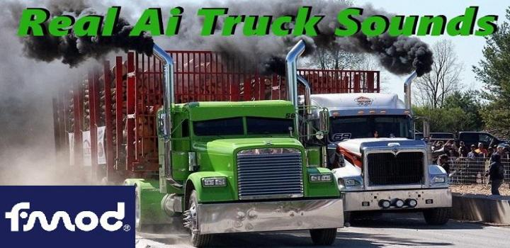 Photo of ATS – Sounds For Truck Traffic Pack V2.6.3 (1.37.x)