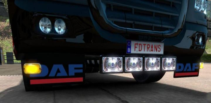 Photo of ETS2 – Daf 105 Xf Low Bar (1.37.x)