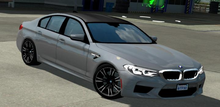 Photo of ATS – Bmw M5 F90 V1.1 (1.37.x)
