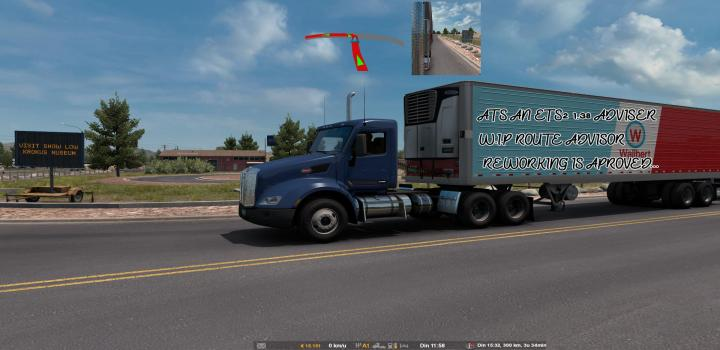 Photo of ATS – Route Advisor Wip (1.38.x)