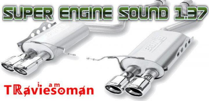 Photo of ATS – Super Engine Brake Sound (1.37.x)