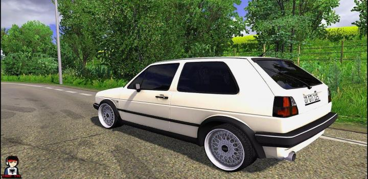 Photo of ATS – Volkswagen Golf Gti Mk2 V1.0 (1.37.x)