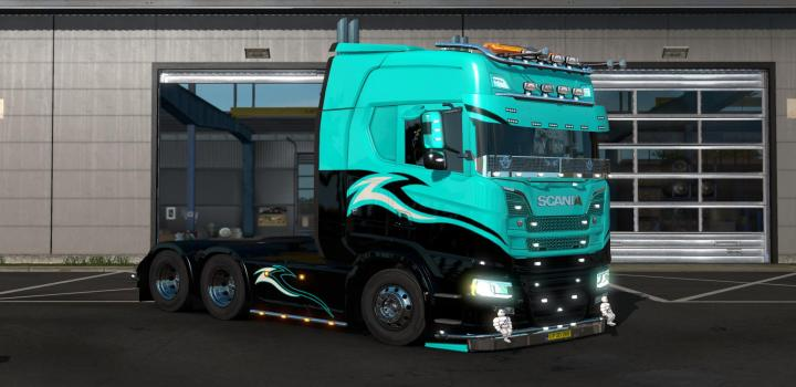 Photo of ETS2 – Scania S Eu/Uk Multiplayer (1.37.x)
