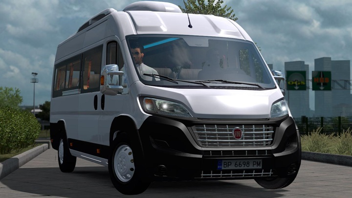 Photo of ATS – Fiat Ducato V1.1 (1.37.x)