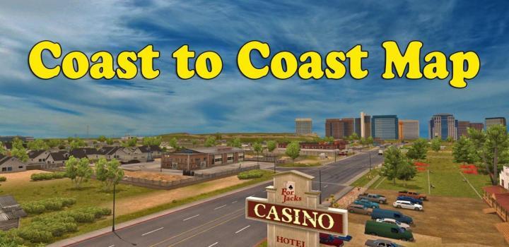 Photo of ATS – Coast To Coast Map V2.11.4 (1.38.x)