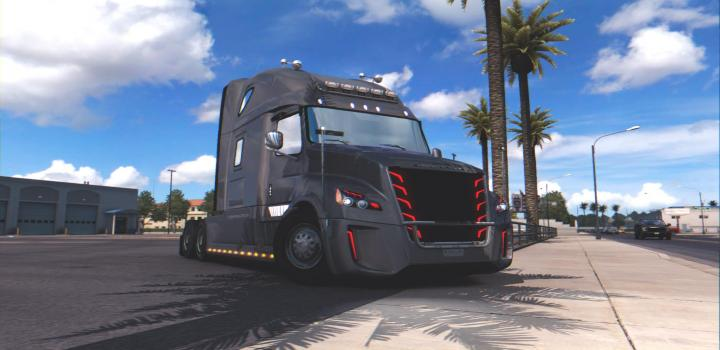 Photo of ATS – Daimler Freightliner Inspiration Fast Fix (1.38.x)