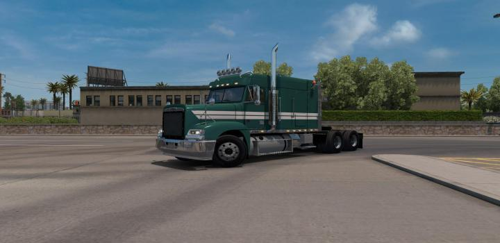 Photo of ATS – Freightliner Fld Fast Fix (1.38.x)