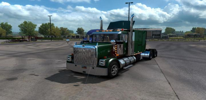 Photo of ATS – International 9300I Eagle (1.38.x)