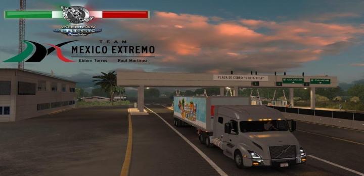Photo of ATS – Mexico Extremo Map V2.1.16 (1.38.x)