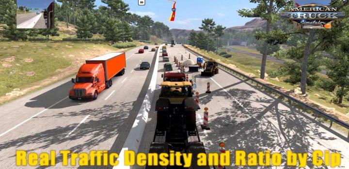 Photo of ATS – Real Traffic Density V1.38.B