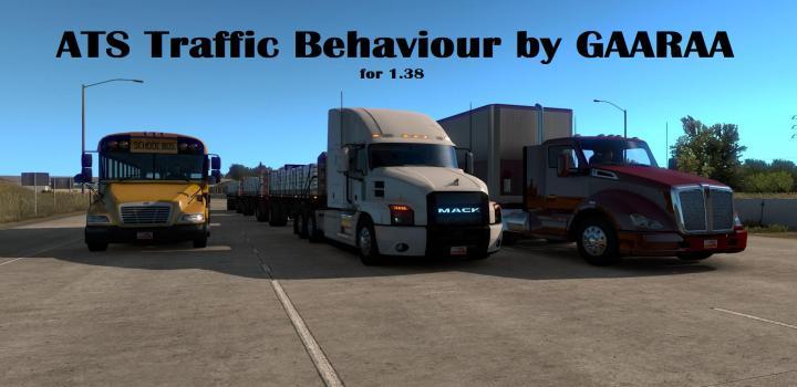 Photo of ATS – Traffic Behaviour (1.38.x)