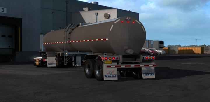 Photo of ATS – Tremcar 3A Sanitary V1.4 (1.38.x)