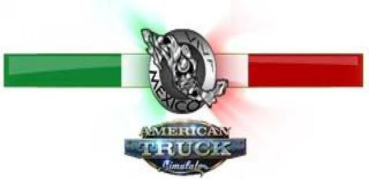 Photo of ATS – Viva Mexico Map V2.5.7 (1.38.x)