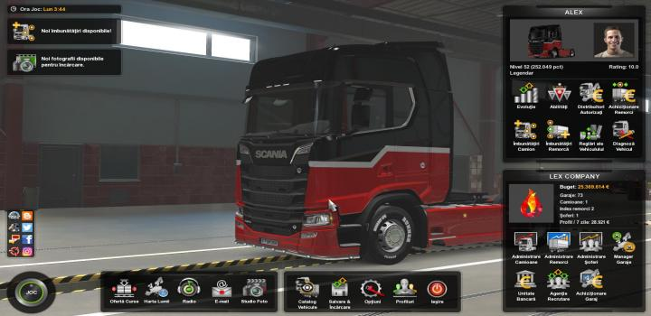 Photo of ETS2 – Alexd Save Game No Dlc (1.38.x)