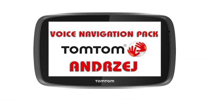 Photo of ETS2 – Andrzej Tom Tom Voice Navigation Pack V1 (1.38.x)