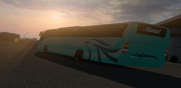 Photo of ETS2 – Hino Rm2 Bus (1.37.x)
