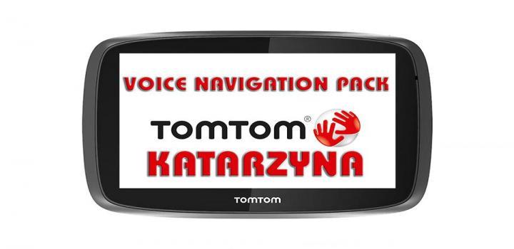 Photo of ETS2 – Katarzyna Tom Tom Voice Navigation Pack V1 (1.38.x)
